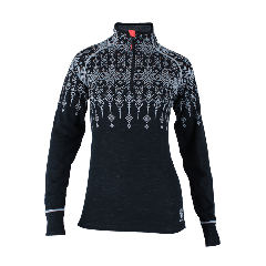 Jostefonni jaquard sweater